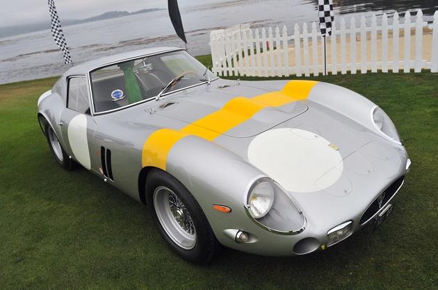 1963年製フェラーリ「250GTO」、自動車の取引額では史上最高となる約77億500万円で売買される!