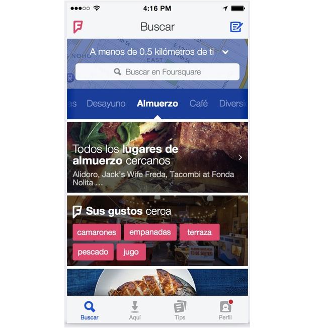 Foursquare renueva su identidad (y estrena logo nuevo)