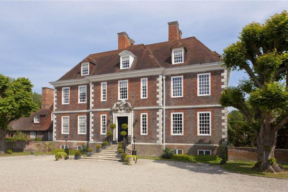 As featured in Gogglebox: The Salutation