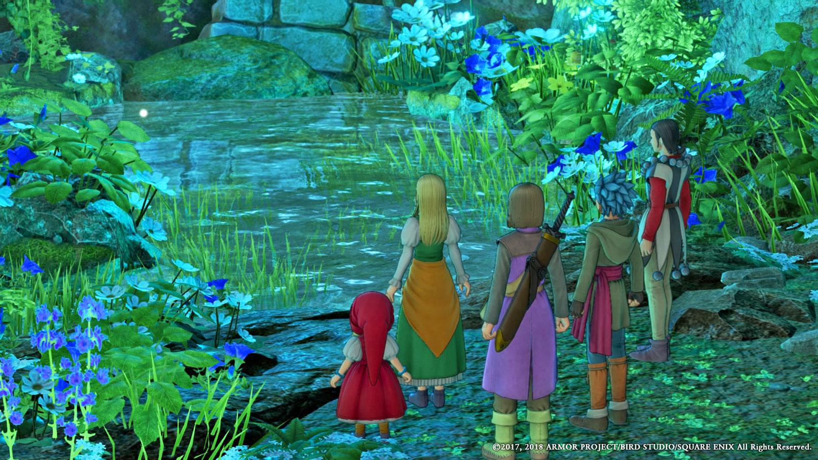 Dragon Quest Xi Wallpaper: You Need To Finish 'Dragon Quest XI'