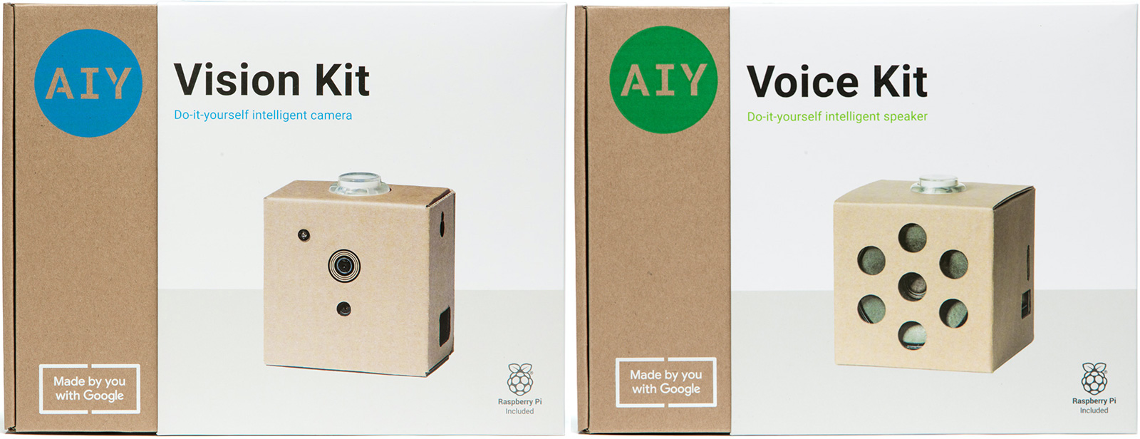 Googles latest do it yourself ai kits include everything you need but its also a realistic price hike youre now paying for everything up front in that sense theyre kinder to parents and anyone else who might solutioingenieria Gallery