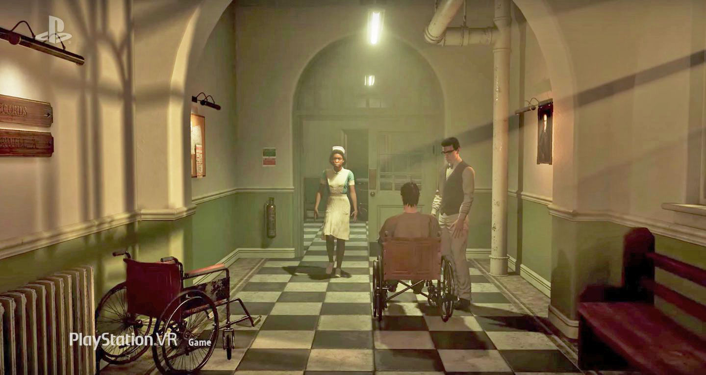 The Inpatient para PS VR