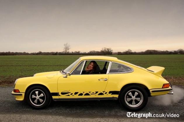 【ビデオ】過去10年間で7倍以上に価値が高騰した、1973年型ポルシェ「911カレラ 2.7 RS」!