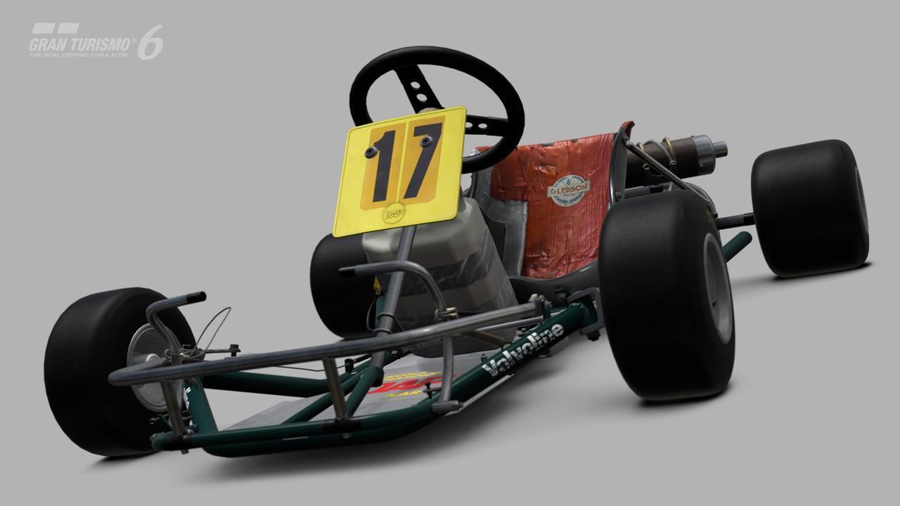 『グランツーリスモ6』にセナがドライブした歴代のマシンが追加(ビデオ付)