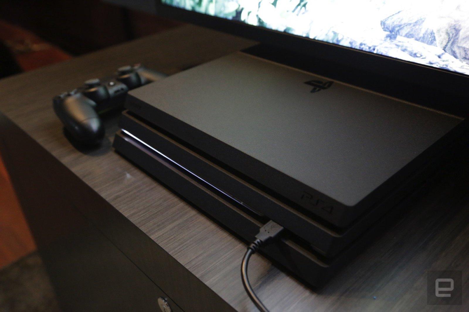 国行 PS4 Pro 已上架