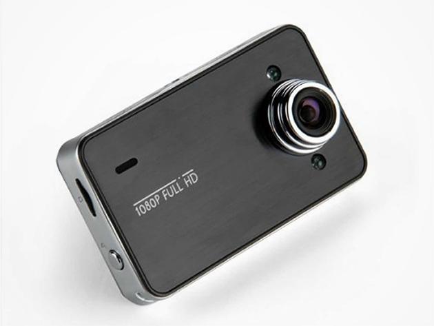 DashCam HiRes Car Video Recorder & Camera