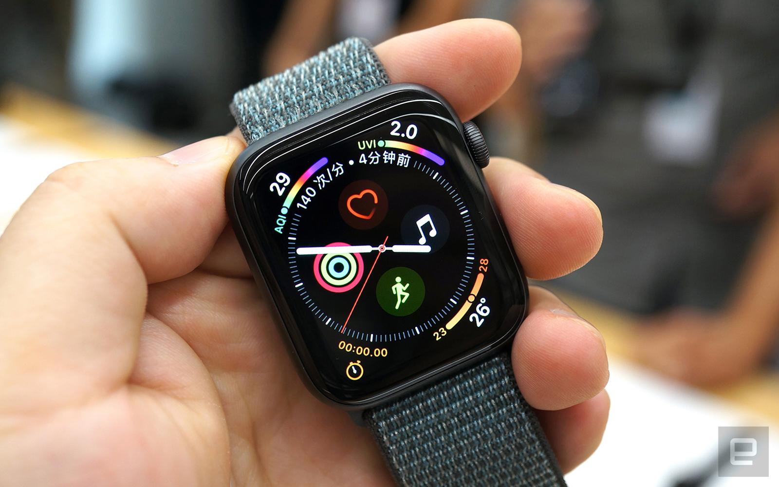 Apple Watch Series 4 是一次成熟的進化