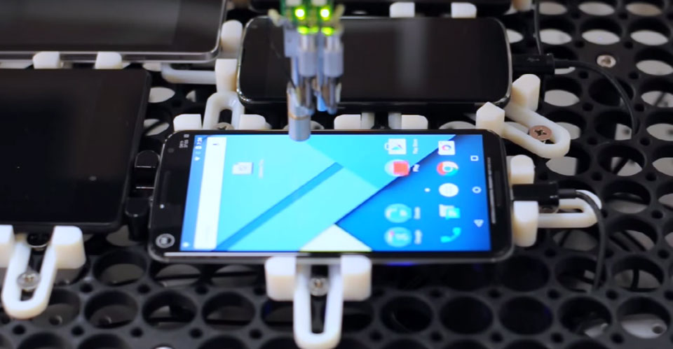 谷歌是这样检查 Android 手机的延迟问题