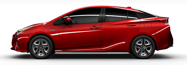Toyota Claims The New Platform Gives Prius A Lower Center Of Gravity Which When Combined With Responsive Suspension Package Will