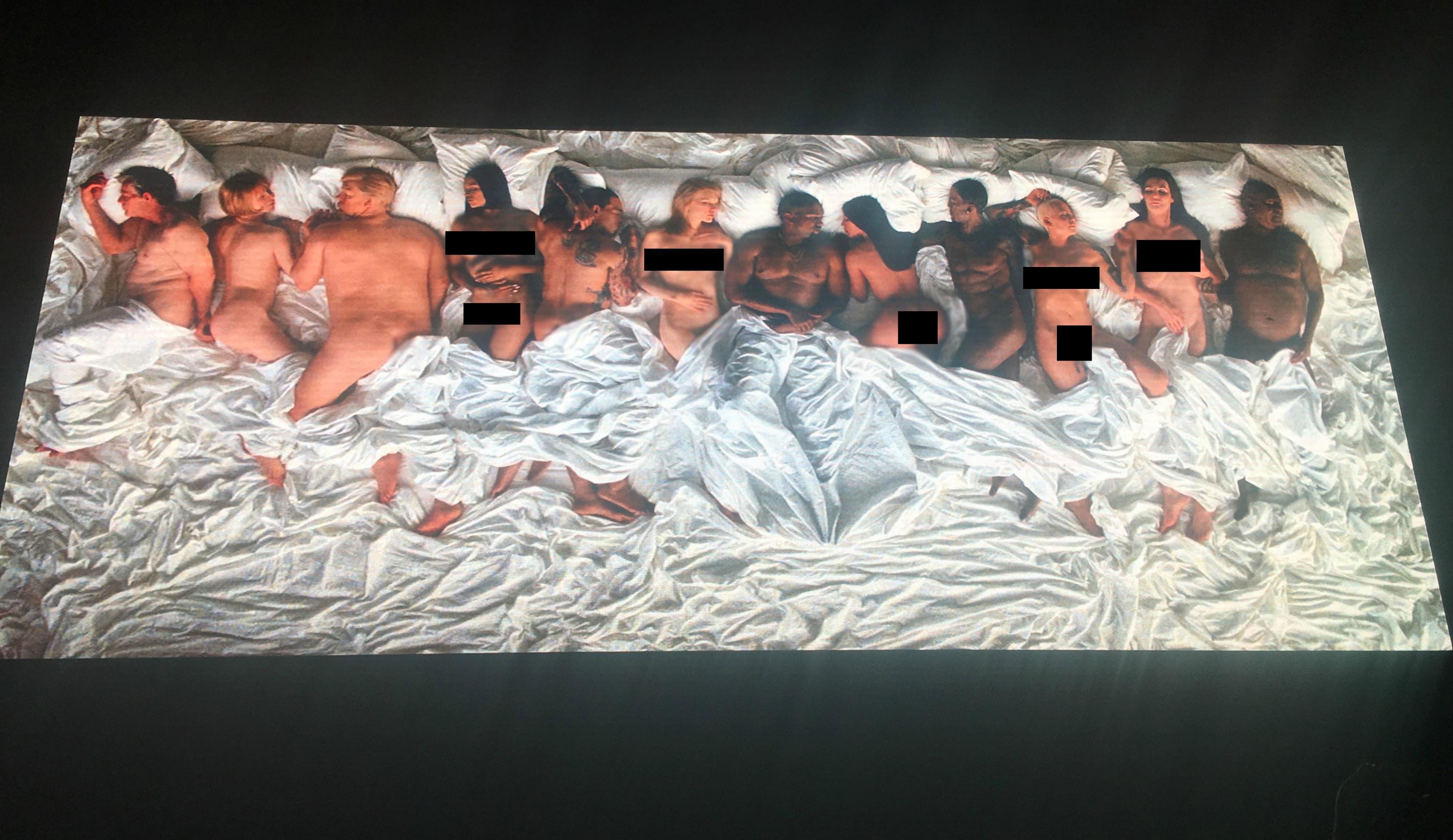 Kanye west naked foto 22