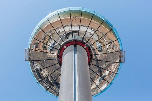 British Airways i360: World's thinnest tower set to open in Brighton