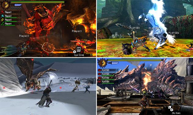 I tried and failed to love a monster hunter game monster hunter 4 ultimate voltagebd Choice Image