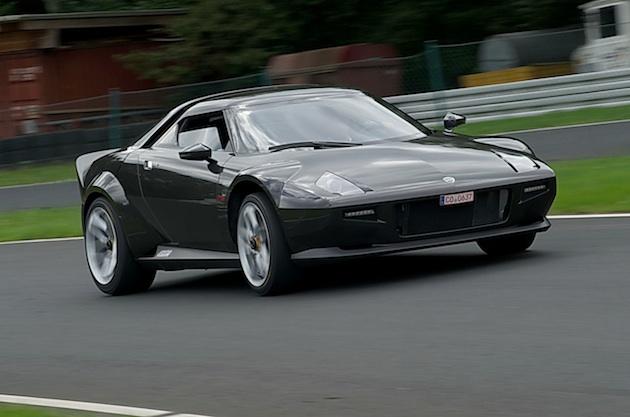 遂にあの名車が現代に復活! 新生「ストラトス」の市販化をイタリアのカスタム・メーカーが発表!