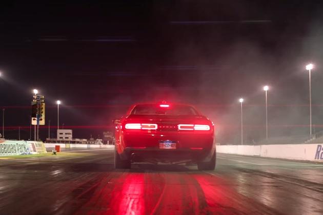 【ビデオ】ダッジの新型「チャレンジャー SRT デーモン」はエキゾースト音に問題あり!?