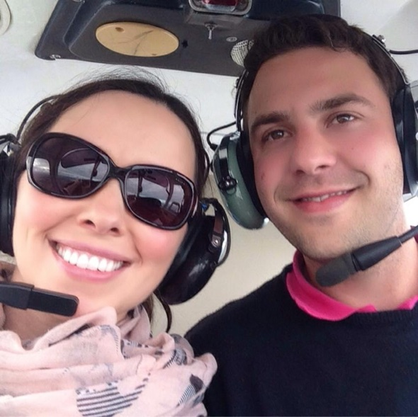 Young GP and husband die in Scotland plane crash