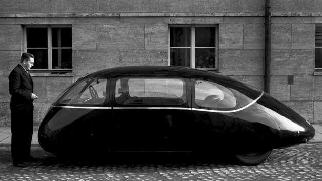 【ビデオ】ウルトラ級のエアロダイナミクスを誇った1939年製「シュレール・ワーゲン」