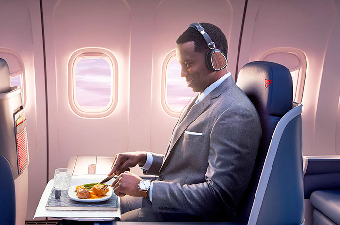 Delta removes the guilt from keeping in-flight headphones