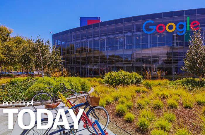 Google plans to build a mini-city of its very own | Engadget Today