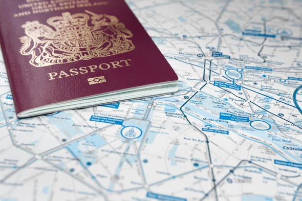 Passport backlog could cause holiday chaos for half a million Brits