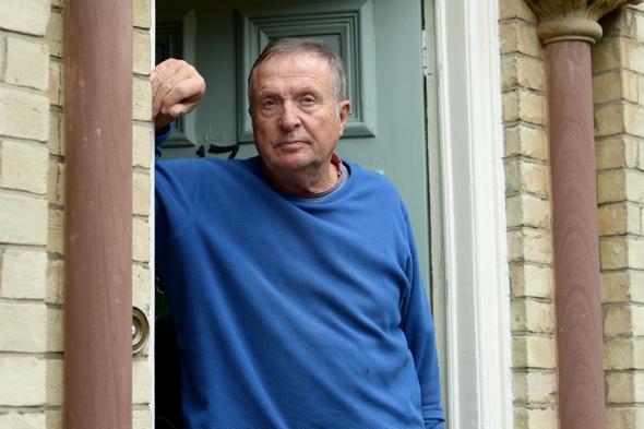 Pensioner arrested over