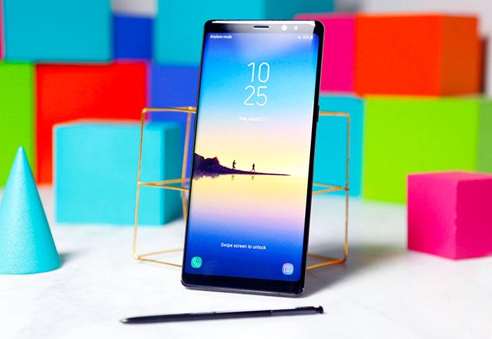 Samsung Galaxy Note8 hands-on