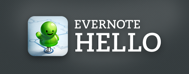 Evernote says goodbye to hello and peek reheart Images