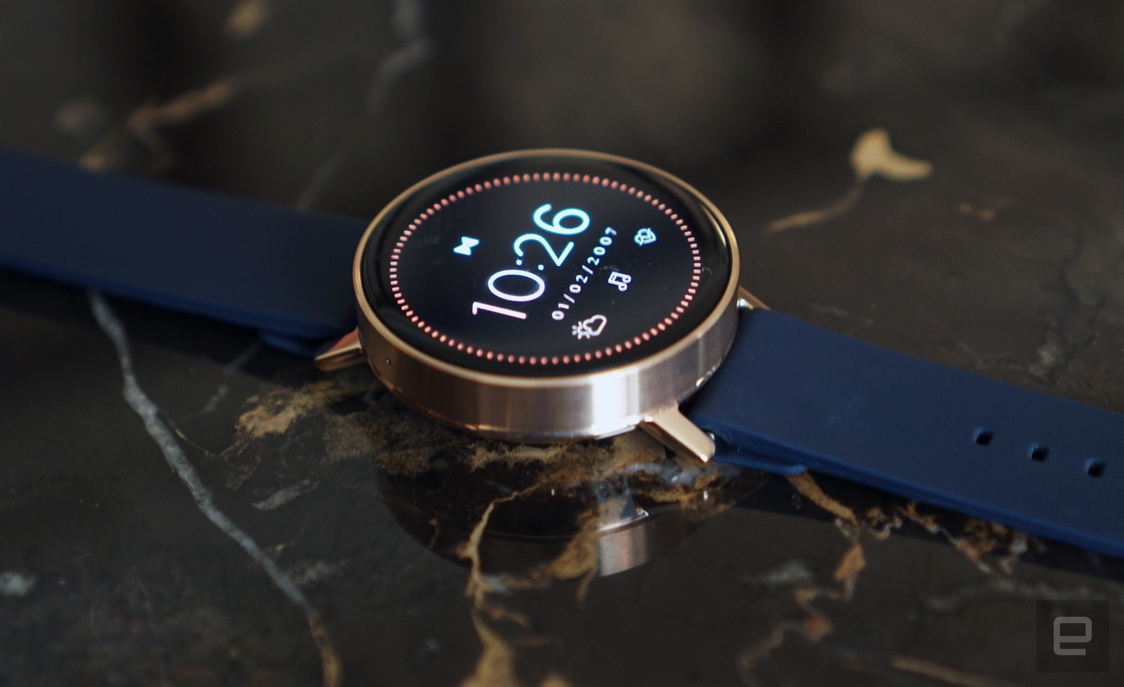 Misfit's Vapor will run Android Wear instead of its own OS