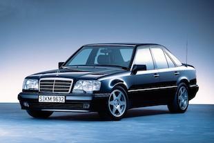 Mercedes-Benz 500 E Limitied Mercedes-Benz 500 E Limited