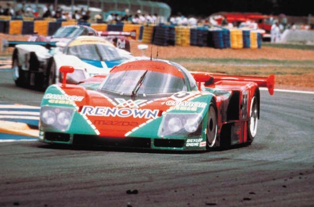 【今週の名車】マツダ787B:もうすぐル・マン! 1991年、日本車初・ロータリー唯一の総合優勝マシン
