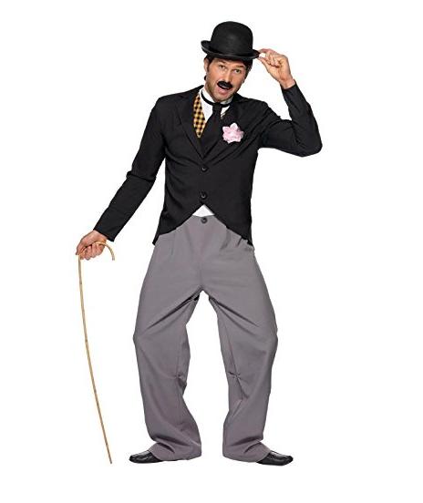 Charlie Chaplin Discounted Halloween Costume