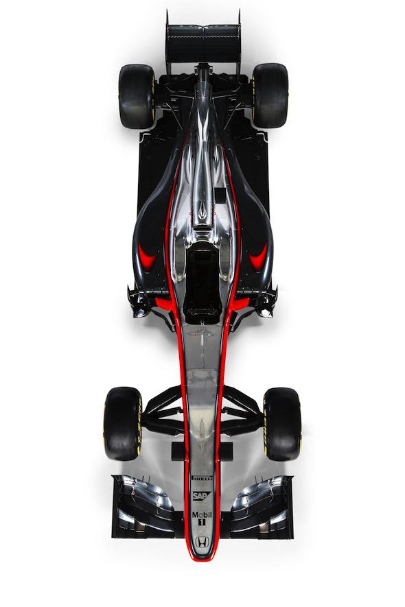 McLaren/Honda F1 Car