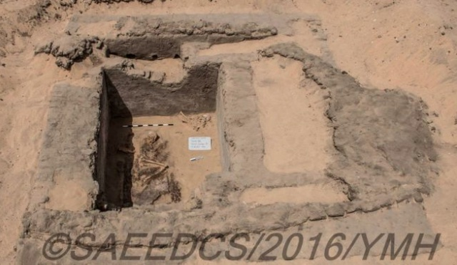 Ancient lost city discovered in Egypt