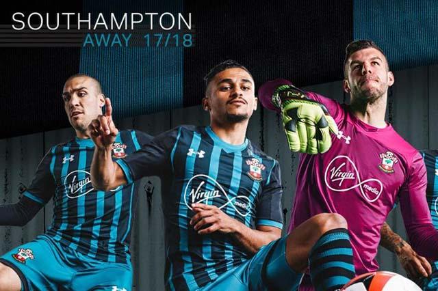 Southampton Away Kit 2017/18