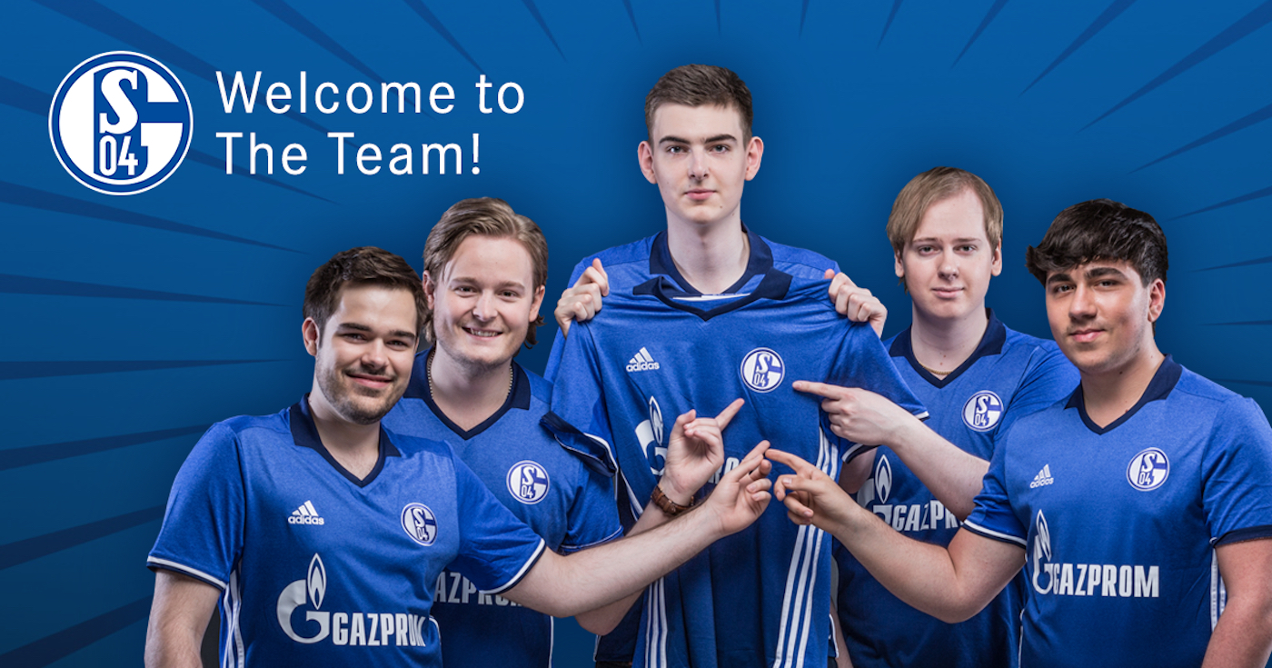 Schalke 04 Lol Team
