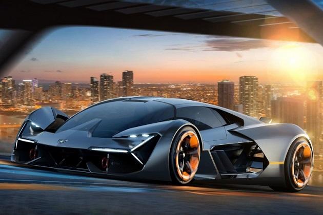 【噂】ランボルギーニ、近いうちに「テルツォ・ミッレニオ」コンセプトに着想を得た限定ハイパーカーを販売