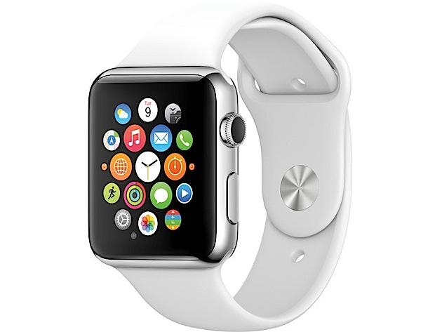 Apple Watch 與競爭對手超級比一比