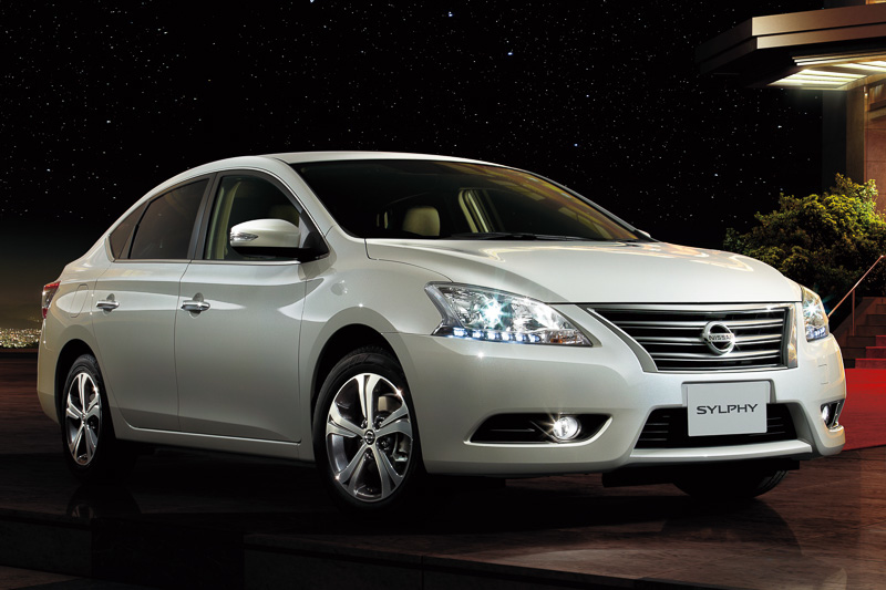 NISSAN SYLPHY 「G Le Grand」