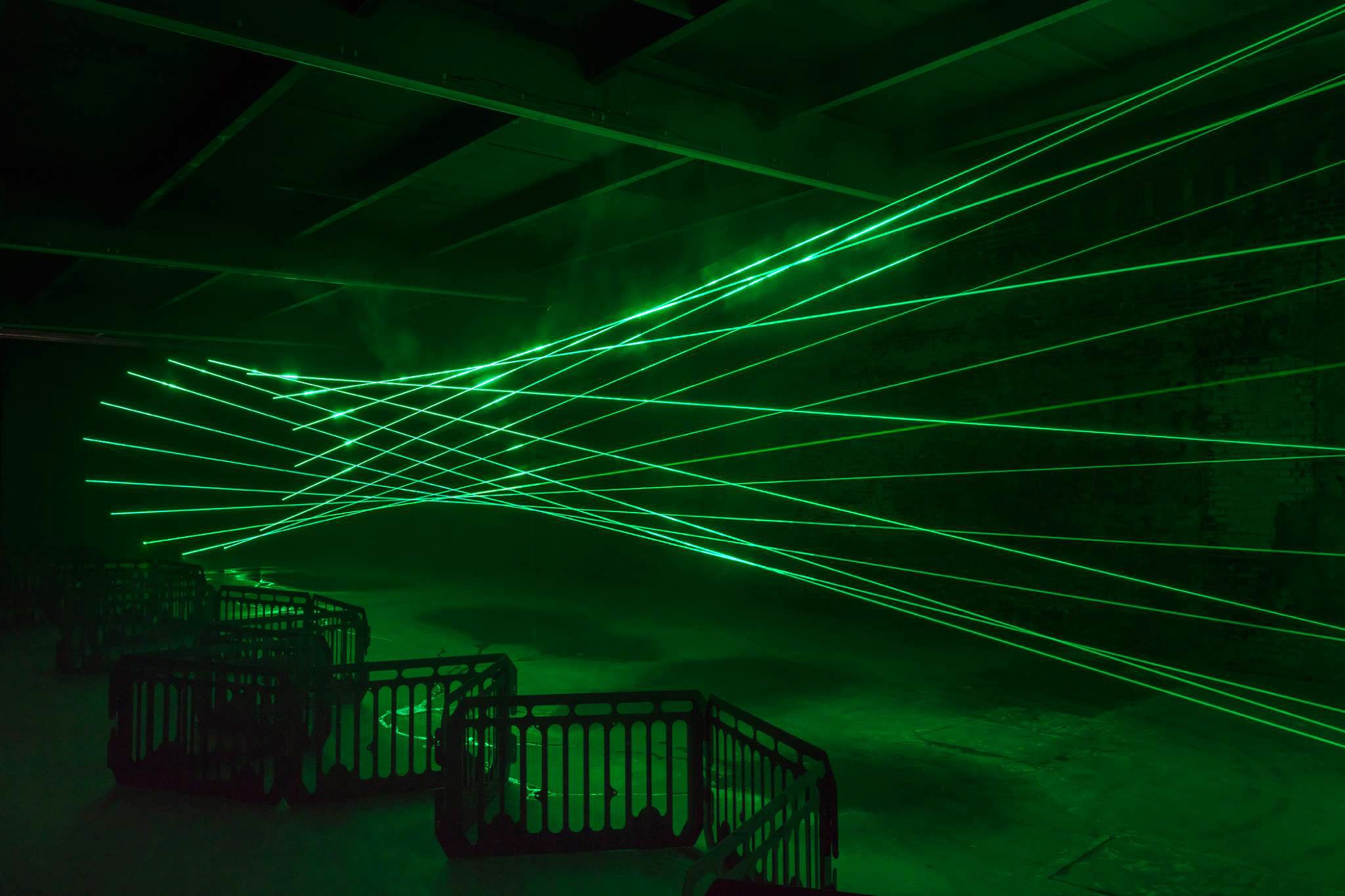 Image result for Laser wormhole art is as dazzling as it is dangerous