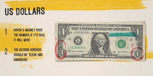 us dollar counterfeit money