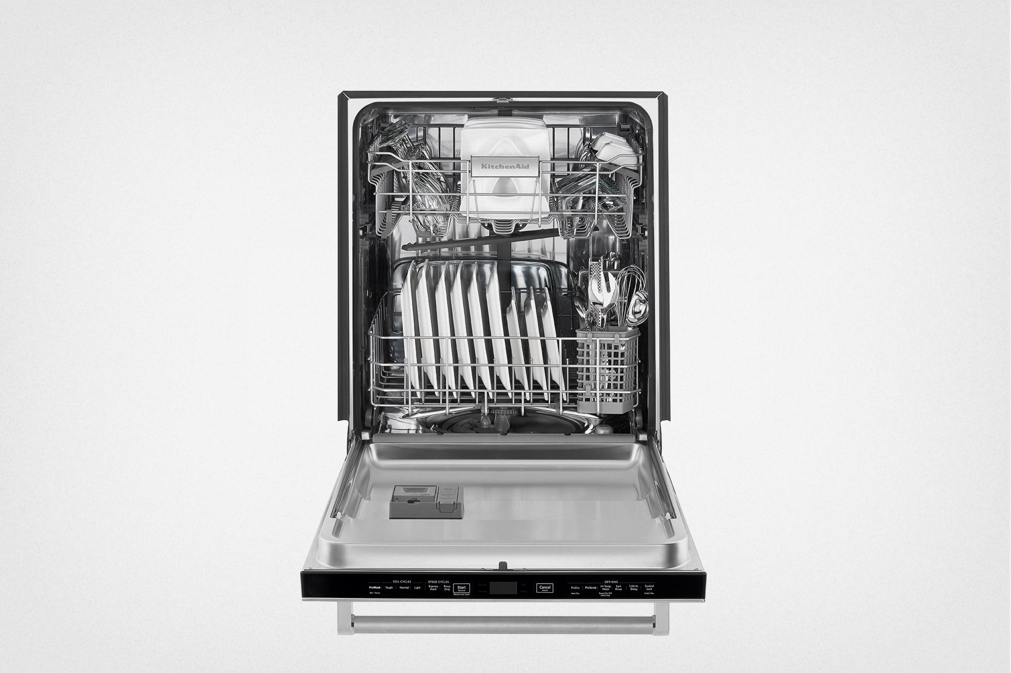 The best dishwasher  S Built In Kitchenaid Dishwasher on