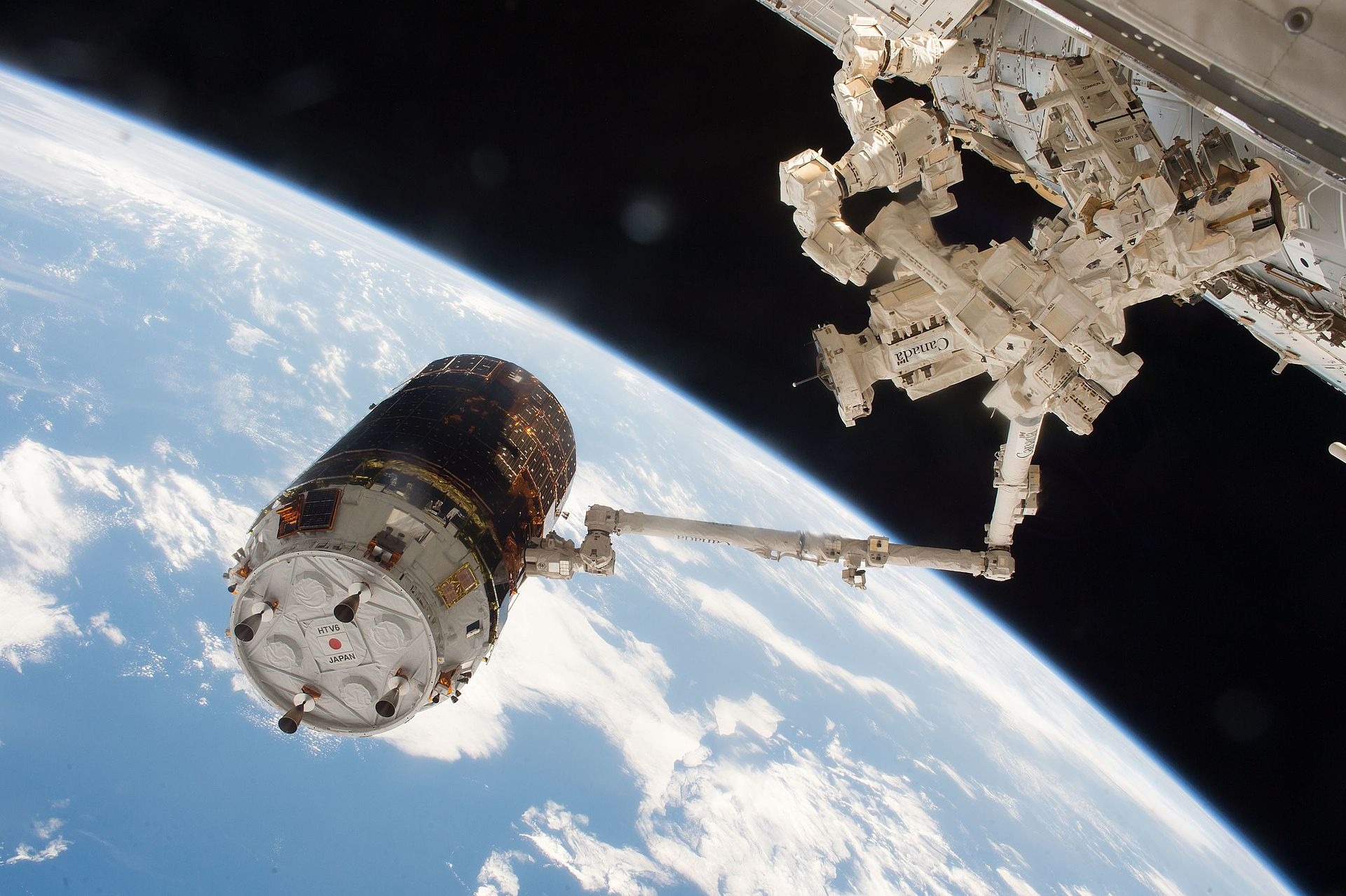 Japan's fishing line experiment in space fails to make a catch