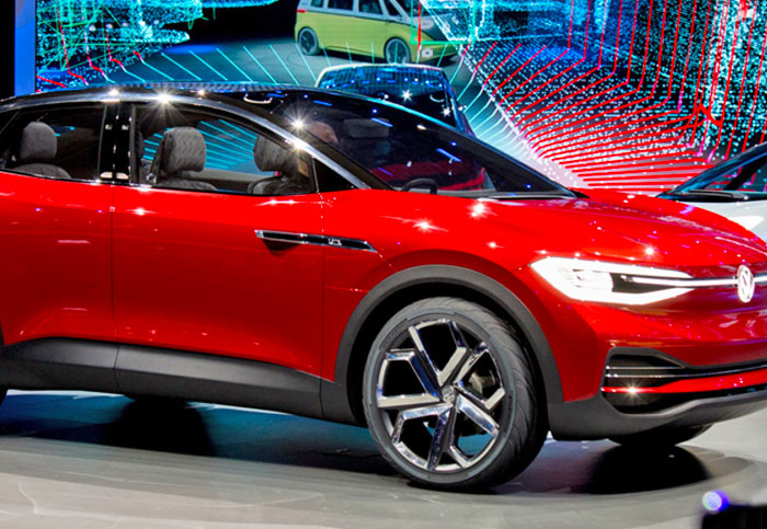 VW starts work on its first large-scale EV factory
