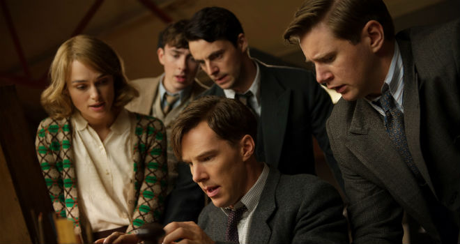 imitation game review