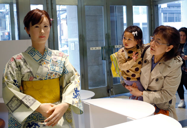 再过 20 年,日本半数工种都可能由机器人接管