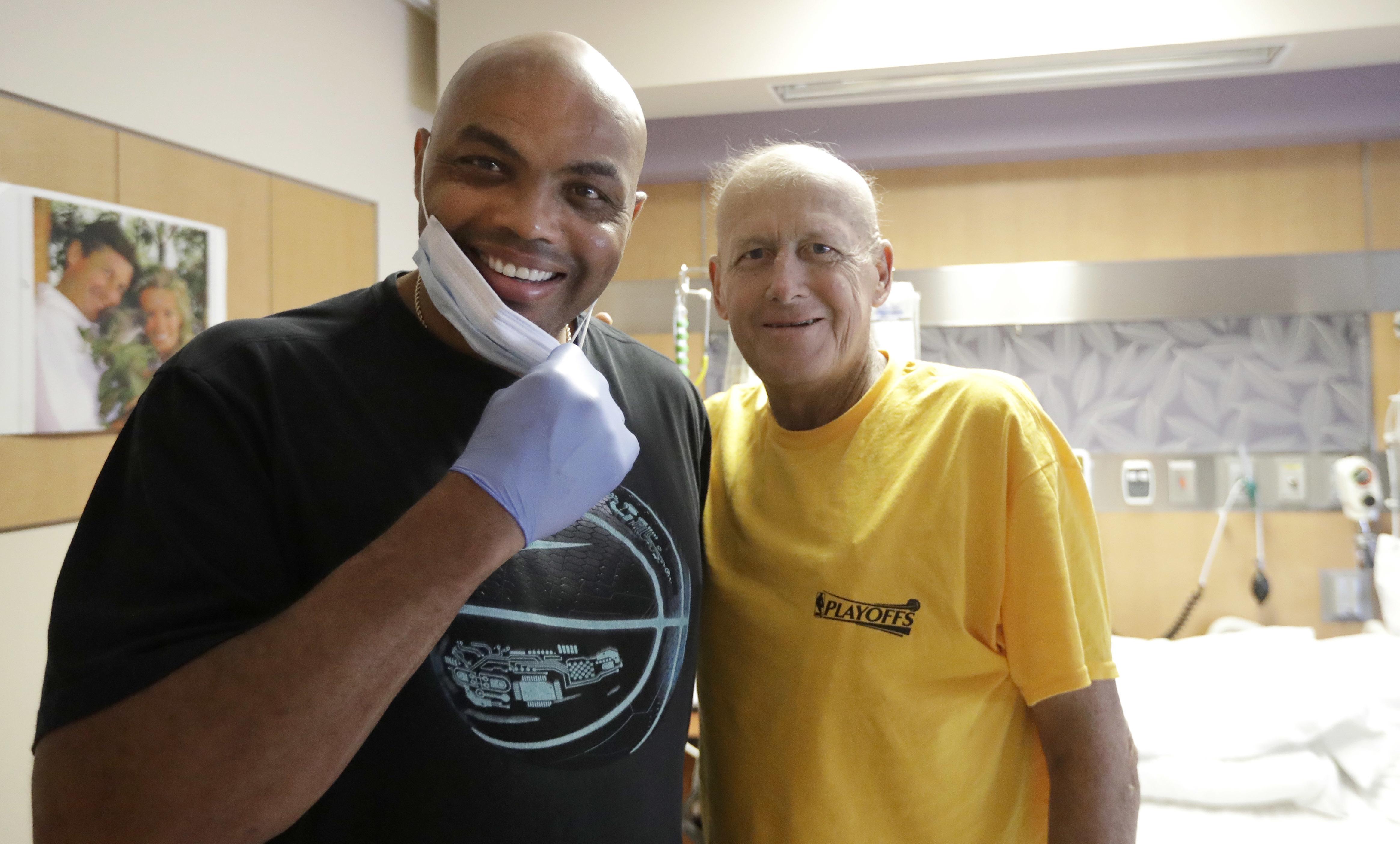 Craig Sager Leukemia Basketball