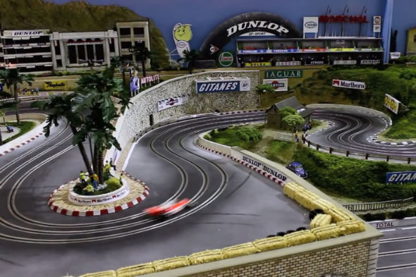 Best Slot Car Set For  Year Old