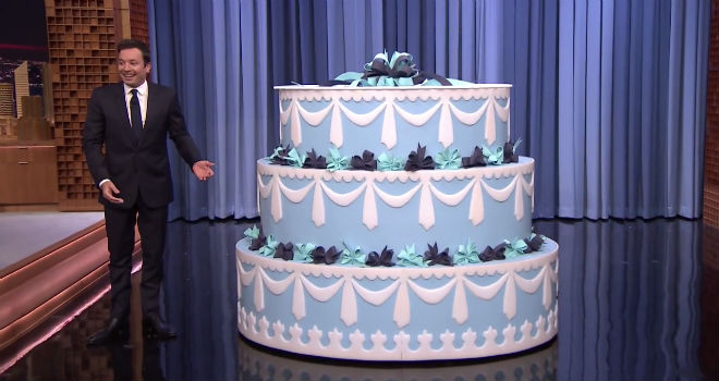 jimmy fallon birthday suprise