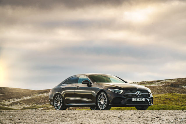 First drive: Mercedes CLS