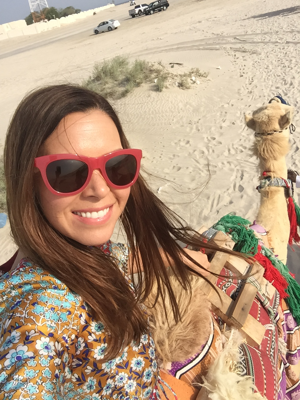Monique Lhuillier travel diary: Magical day in the desert