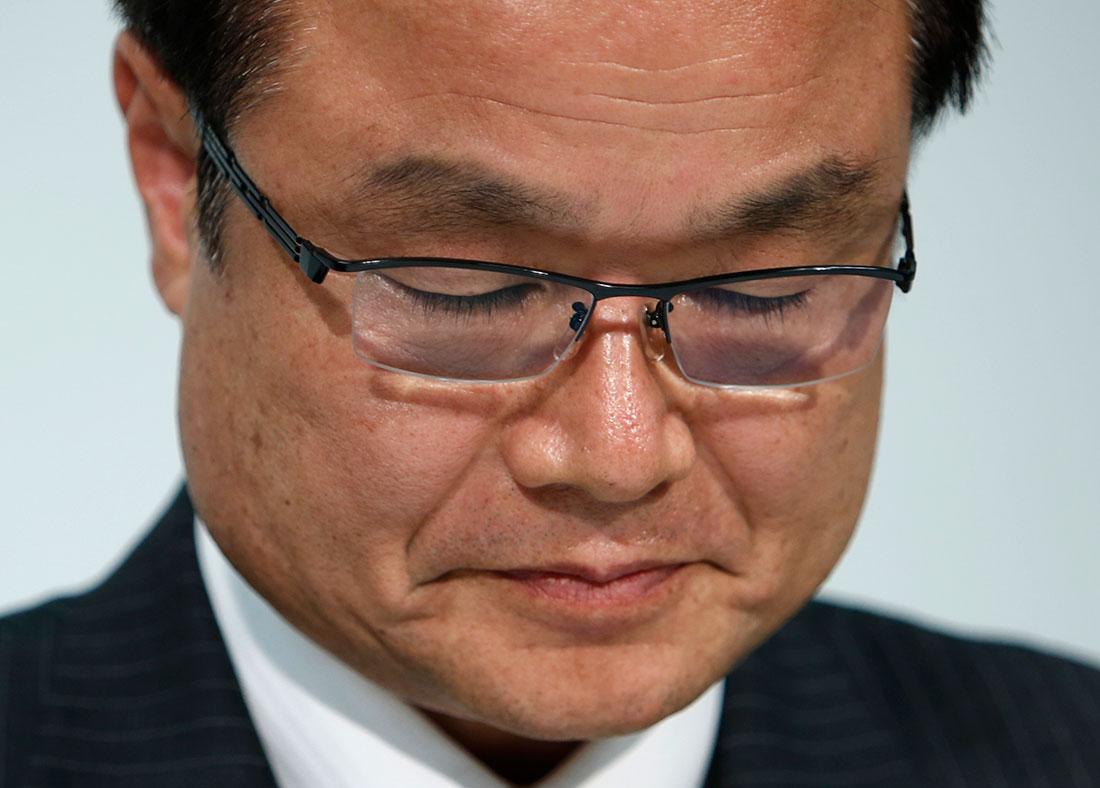 Former CEO Takanobu Ito